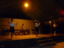 Cultural performance.
